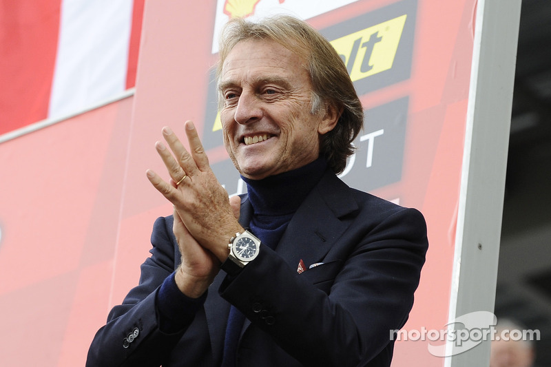 Montezemolo names candidates for Massa's seat