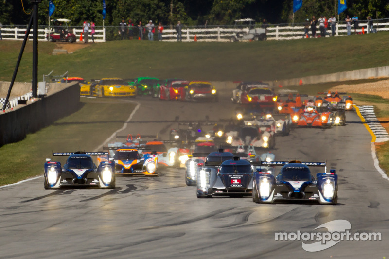 Paul Walter steps into new shoes with IMSA as ALMS' new Race Director