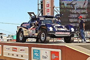 Baja Automotive & Skilton ready for Dakar 2012