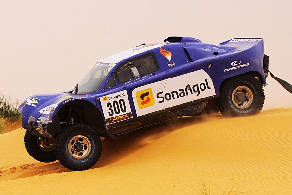 Schlesser scores the Africa Eco Race victory