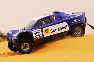 Cross-Country Rally Schlesser scores the Africa Eco Race victory
