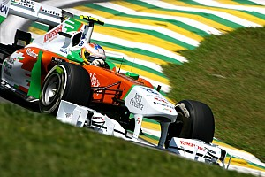 2012 Force India passes FIA crash tests