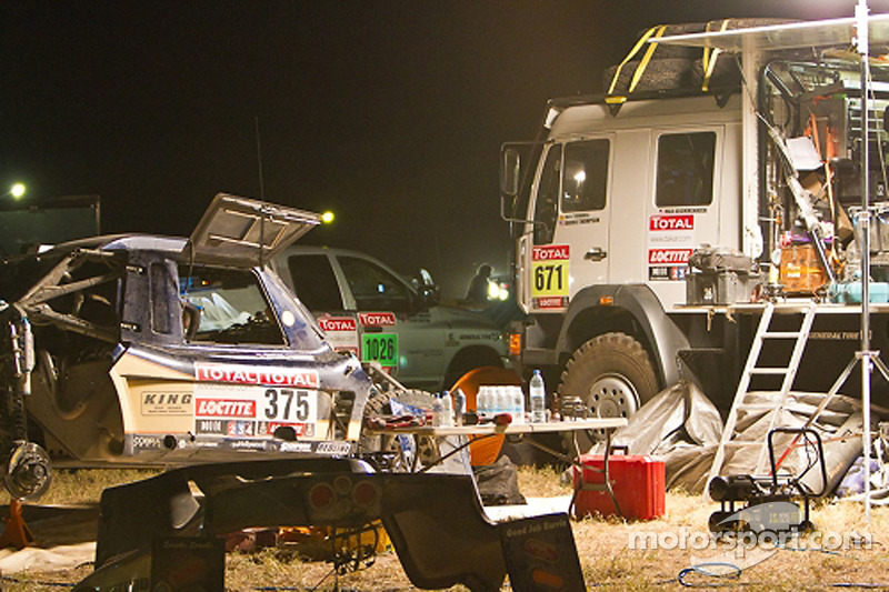 Baja Automotive stage 7 report