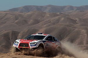 Dakar Riwald Team stage 9 report