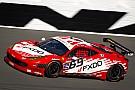 Jeff Segal Daytona January test summary