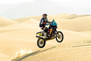 Dakar Rodrigues takes Bike win in stage 13; Despres regains the lead