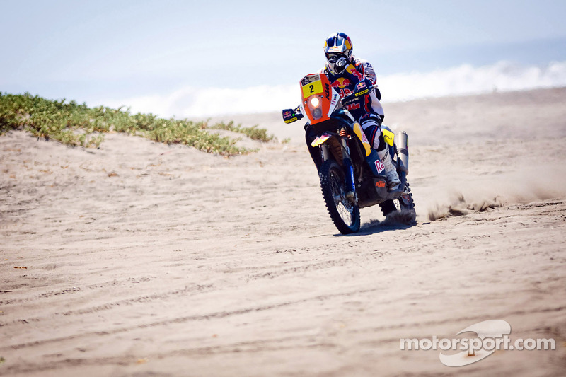 Despres is Bike champion; Patronelli takes Quad title