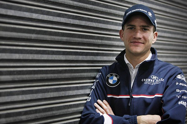 Dirk Werner completes BMW driver line-up for DTM series