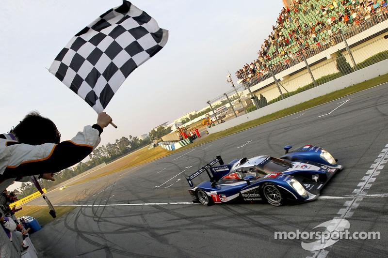 Peugeot ends its endurance racing programme