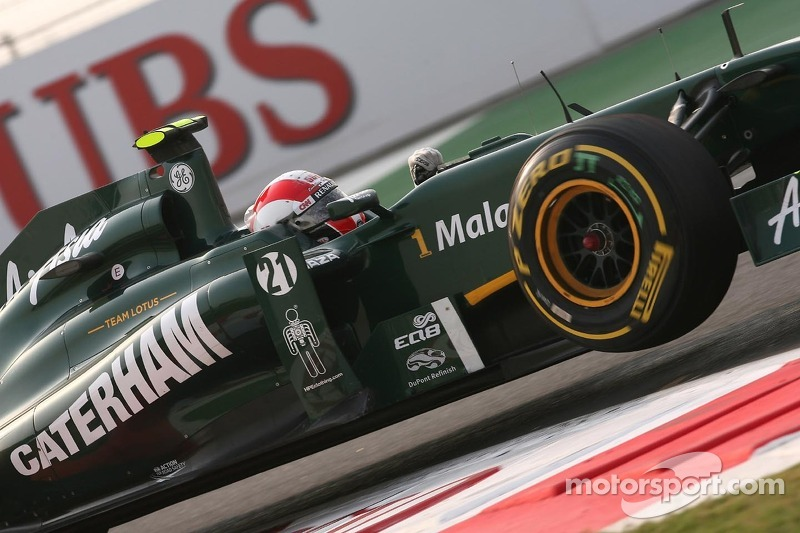 Caterham confirms January launch for new car