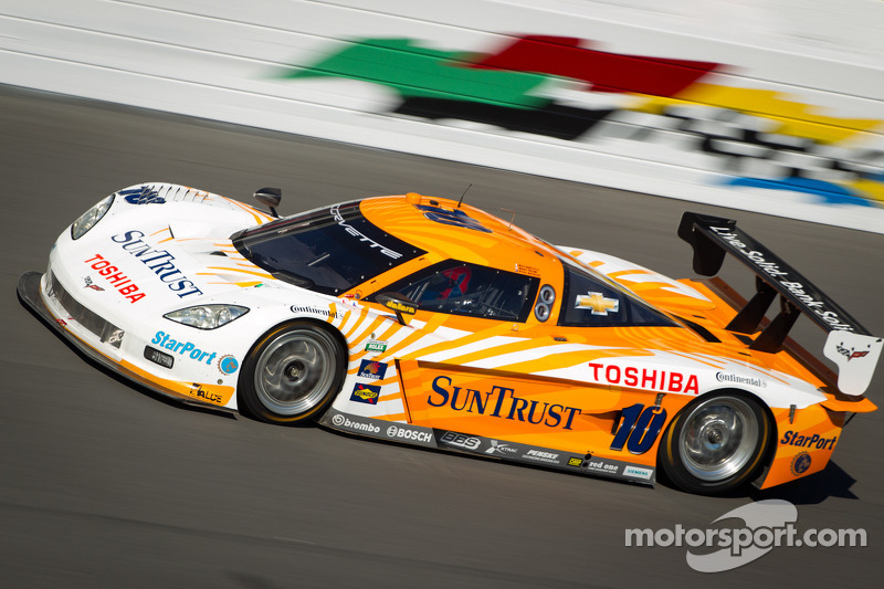 Angelelli puts SunTrust Racing on Daytona 24H front row