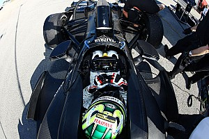 IndyCar KV Racing Sebring final test report