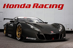 Super GT Carlo van Dam joins Honda works team