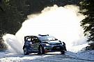 Latvala holds slight edge over Hirvonen at end of leg 1 in Rally Sweden