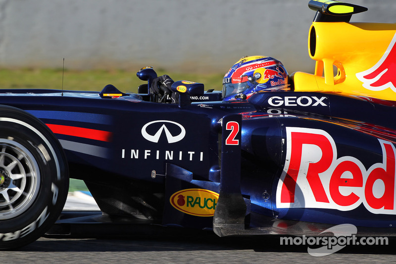 Red Bull Jerez test day 2 report
