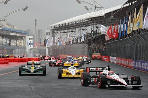 IndyCar Bernard outlines 2012 season during first day of state of the series summit