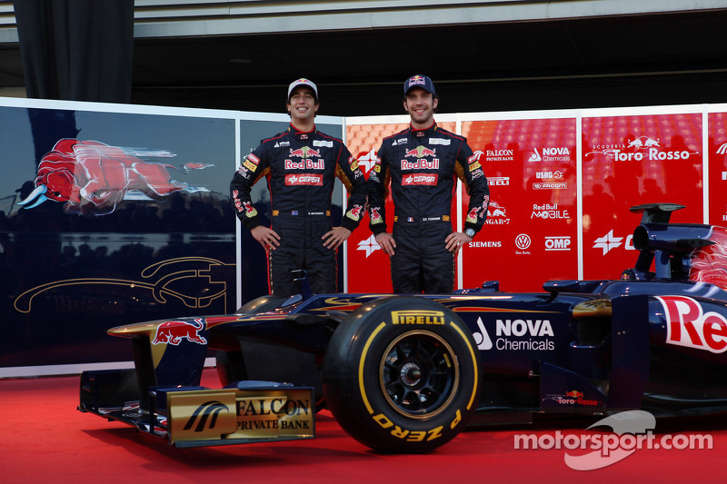 Toro Rosso to give new drivers more than one season