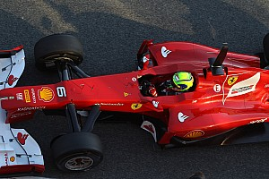 Formula 1 Salo 'surprised' Ferrari kept Massa for 2012