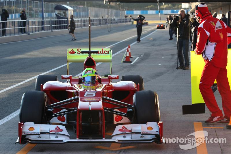 Economic situation saved Massa's seat - Keke Rosberg