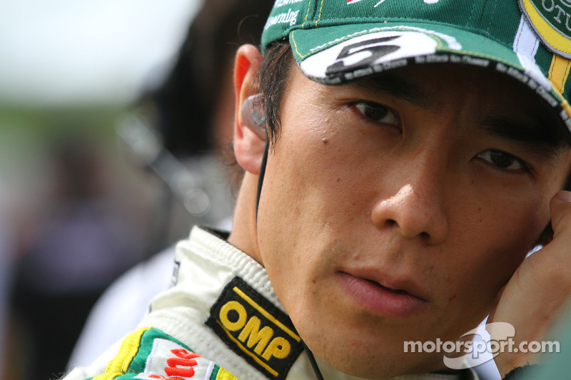 Sato and RLL complete 2nd day of Birmingham testing