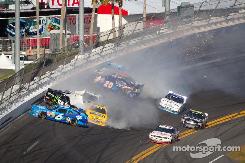 Richard Childress Racing places 3 cars in top 10 at Daytona