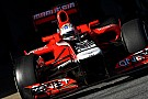 No testing for Marussia's 2012 car