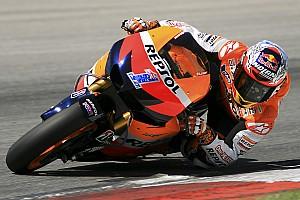 Honda tops final day of Sepang test