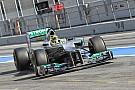 Mercedes Barcelona test II -  Day 3 report