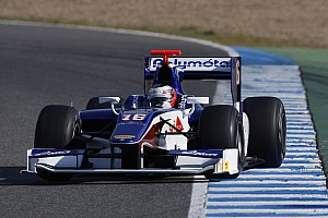 Trident Racing Jerez test summary