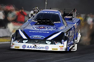 NHRA John Force Racing successful in final qualifying at Gatornationals
