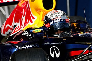 Vettel to push for rare title hat-trick