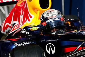 Formula 1 Vettel to push for rare title hat-trick