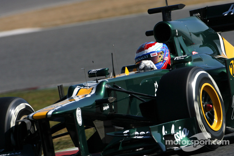 Caterham want to push midfield teams during Australian GP