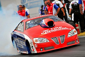 NHRA Shane Gray Gainesville final report