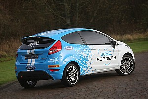 Swedish champion confirmed for FIA WRC Academy