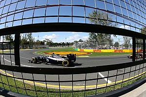 Williams Australian GP - Melbourne race report