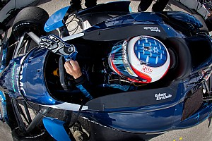 IndyCar Barrichello makes debut with KV Racing at St. Pete
