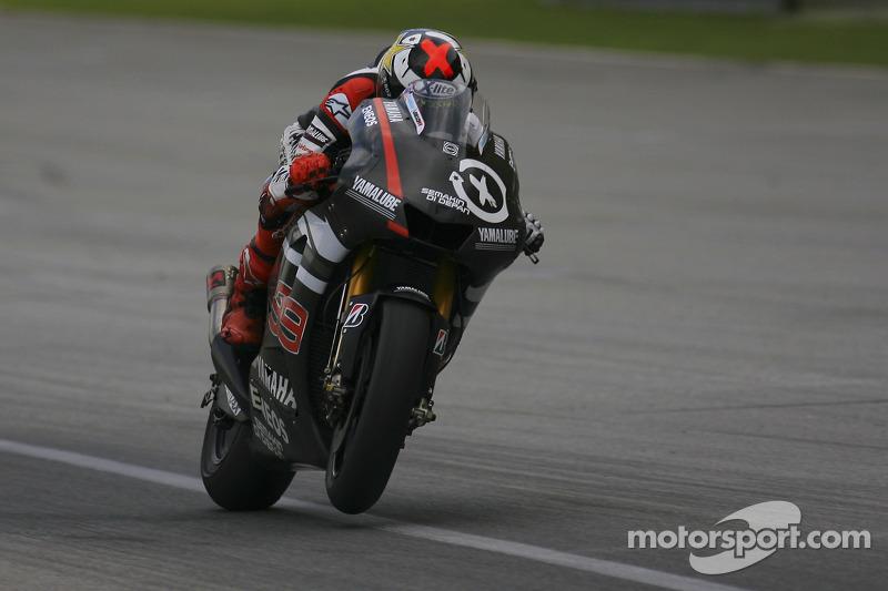 Yamaha Jerez test day 1 report