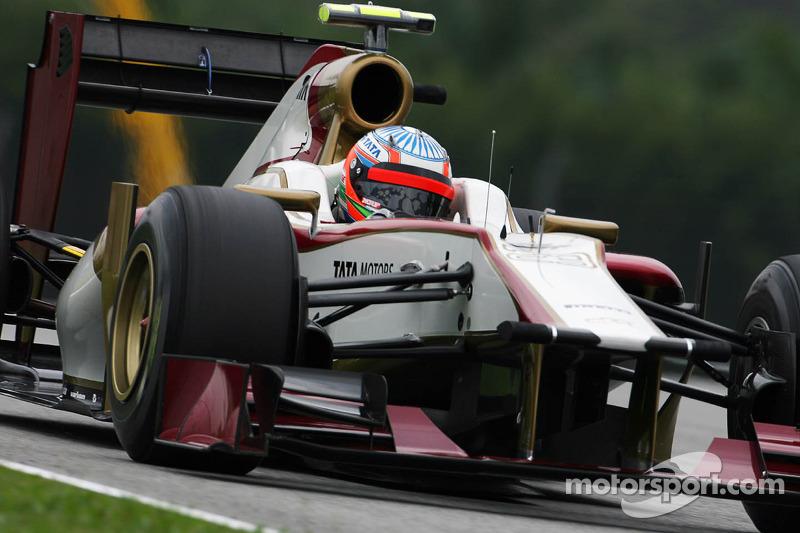 HRT Malaysian GP - Sepang qualifying report