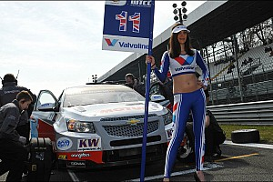 WTCC Bamboo Team Ready For Valencia Challenge
