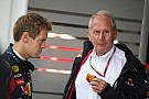 Vettel not in trouble, Marko insists