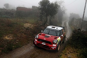 Prodrive MINI Rally de Portugal leg 2 summary