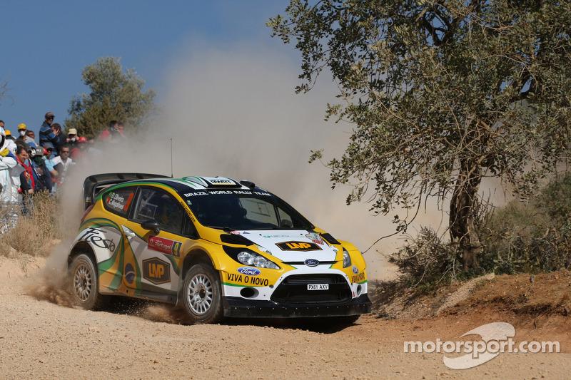 Brazil WRT Rally de Portugal leg 3 summary