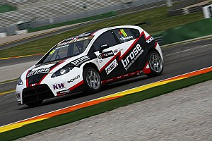 Next stop for Tiago Monteiro and the FIA WTCC: Morocco