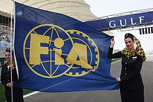 Formula 1 FIA says F1 to press ahead with Bahrain GP