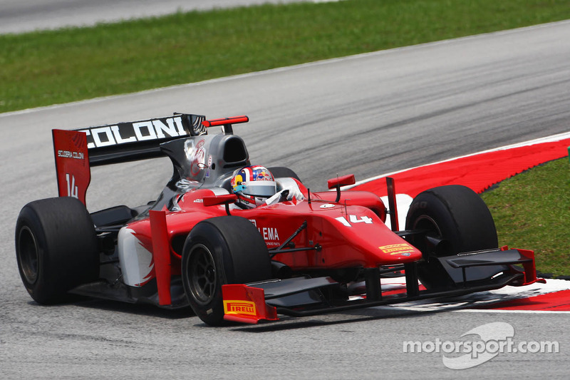 Scuderia Coloni takes fight to Bahrain