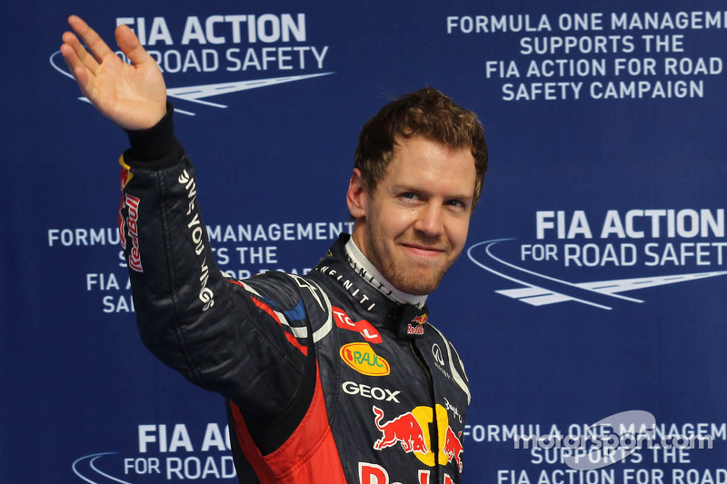 Red Bull positive feelings after Vettel takes Bahrain pole