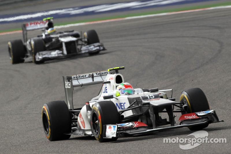 Sauber Bahrain GP - Sakhir race report