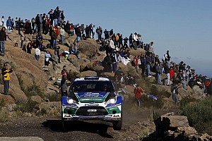 WRC Ford Rally Argentina final summary