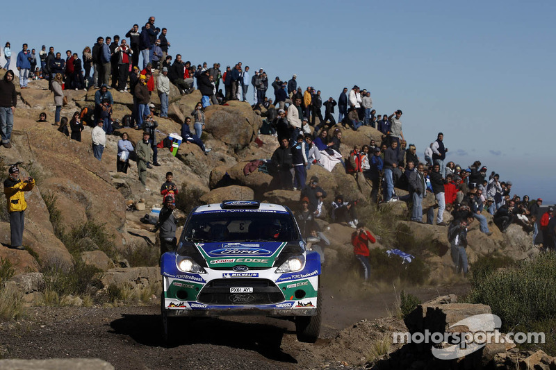 Ford Rally Argentina final summary